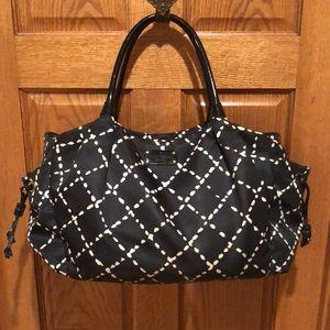Kate Spade baby bag.  11H x 17L x 7 w.  Serial # in pocket as shown